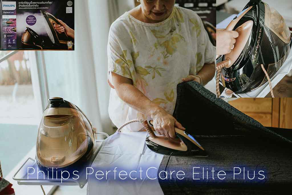 Philips PerfectCare Elite Plus